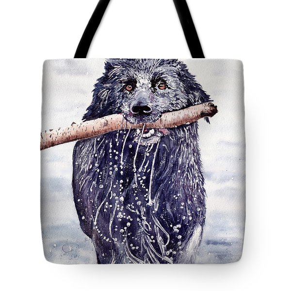 Bill Out Of The Blue Tote Bag