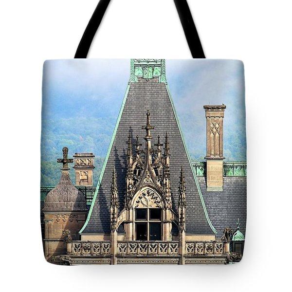 Biltmore Architectural Detail  Tote Bag