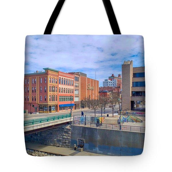 Binghamton Art Tote Bag