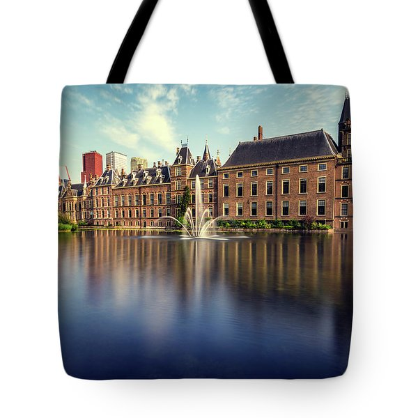 Binnenhof, The Hague Tote Bag