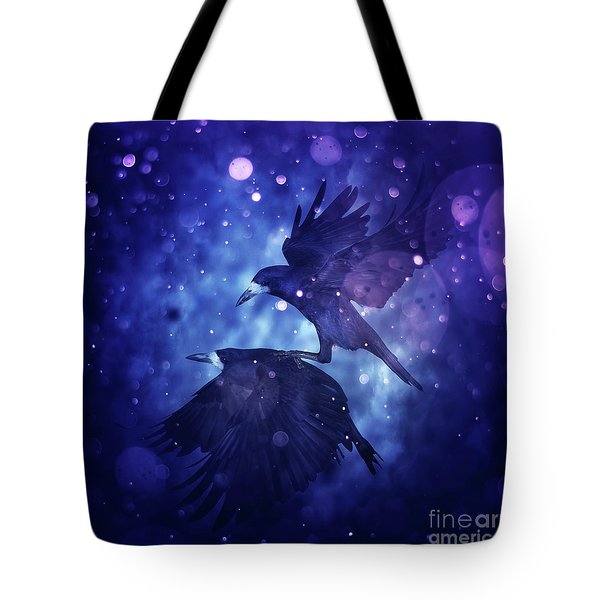 Bird Kingdom  3 Tote Bag