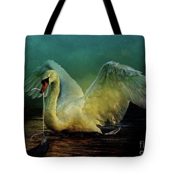 Bird Kingdom 6 Tote Bag