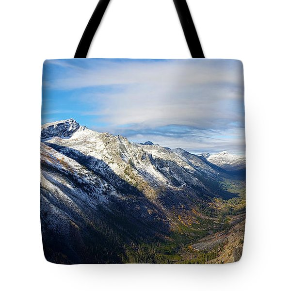 Bitterroot Valley Tote Bag
