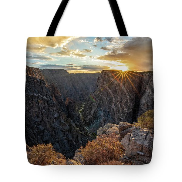Black Canyon Sendoff Tote Bag