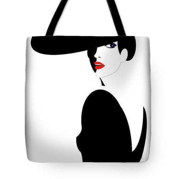 Black Widow 2 Tote Bag