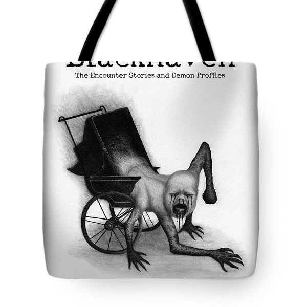 Blackhaven The Encounter Stories And Demon Profiles Bookcover, Shirts, And Other Products Tote Bag