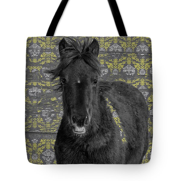 Blackie Tote Bag