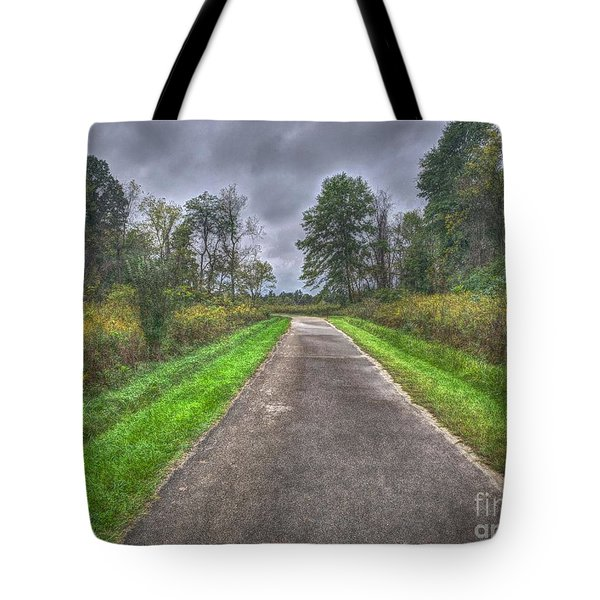 Blacklick Woods Pathway Tote Bag