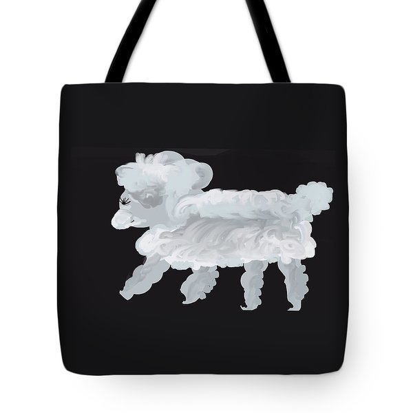 Blanco Tote Bag