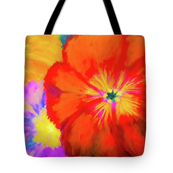 Bloom 2 Tote Bag