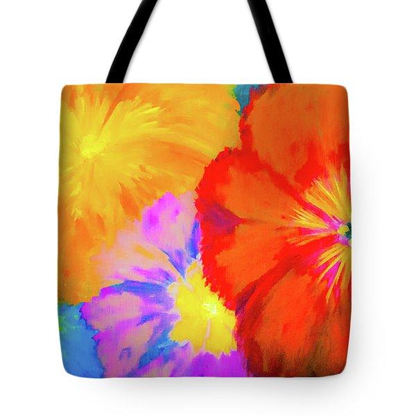 Bloom 2 Tote Bag