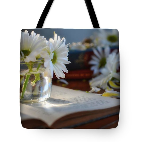 Bloom And Grow - Still Life Tote Bag