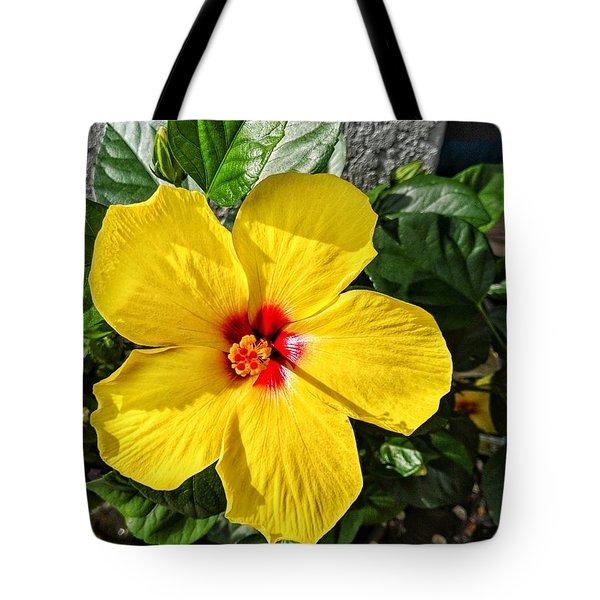 Bloom And Shine Tote Bag