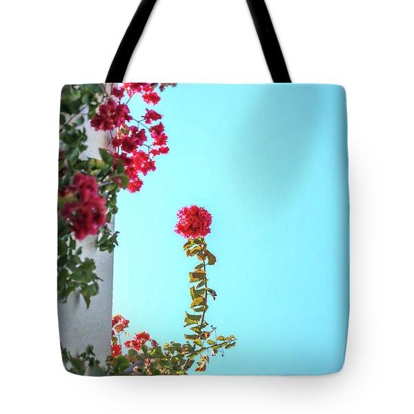 Blooming Beauty Tote Bag