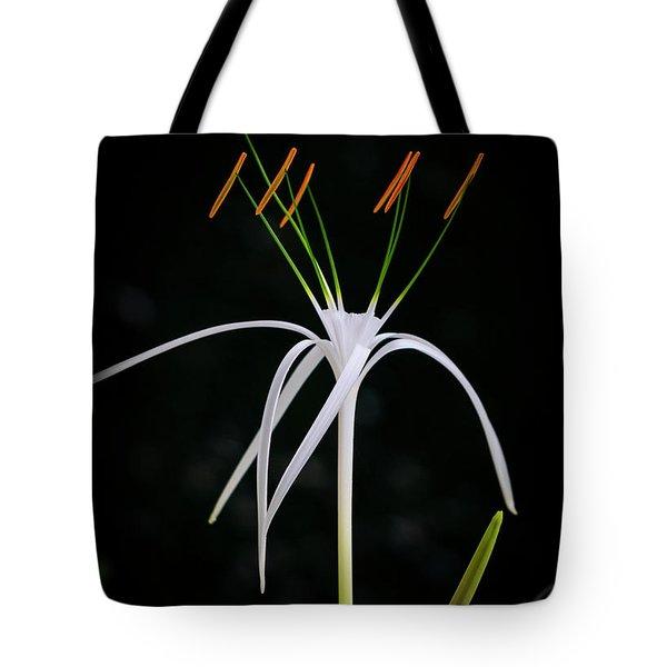 Blooming Poetry 3 Tote Bag