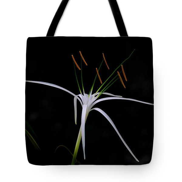 Blooming Poetry Tote Bag