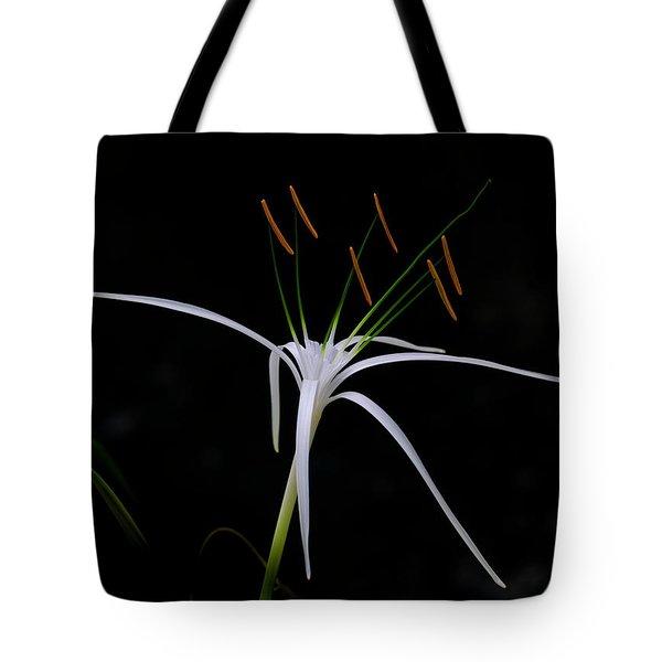 Blooming Poetry Tote Bag