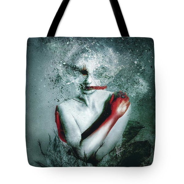 Blooming Protection Tote Bag