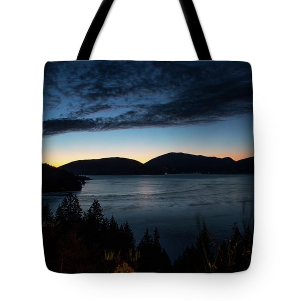 Blue And Then Some Tote Bag