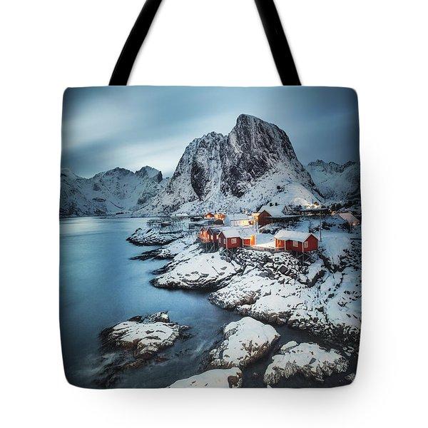 Blue Dream Tote Bag