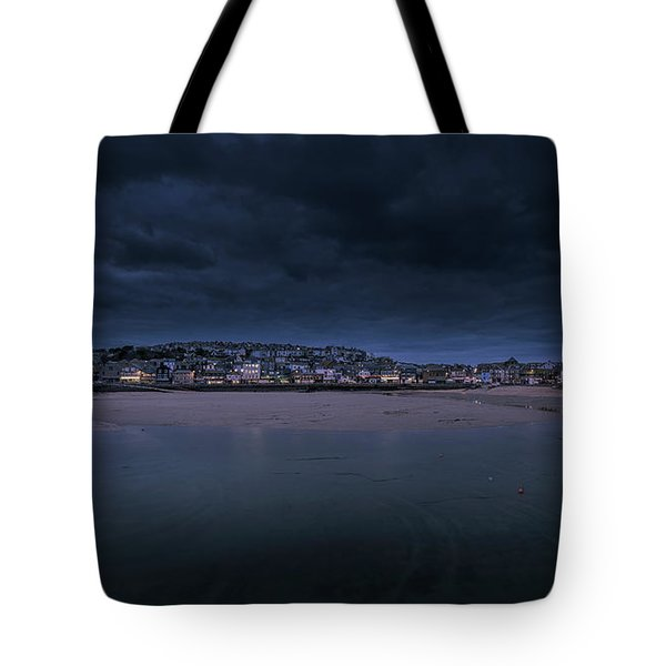 Blue Hour - St Ives Cornwall Tote Bag