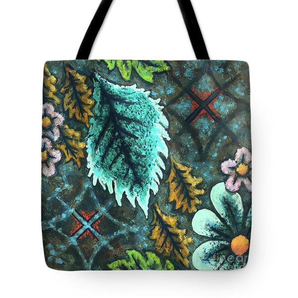 Blue Mood 3 Tote Bag