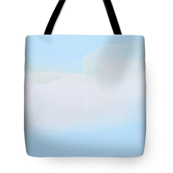 Blue Skies Ahead Tote Bag