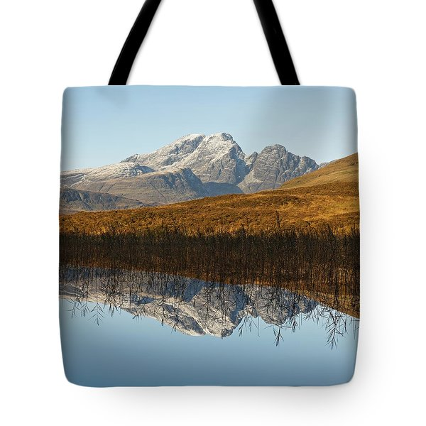 Tote Bag featuring the photograph Blue Skye by Stephen Taylor