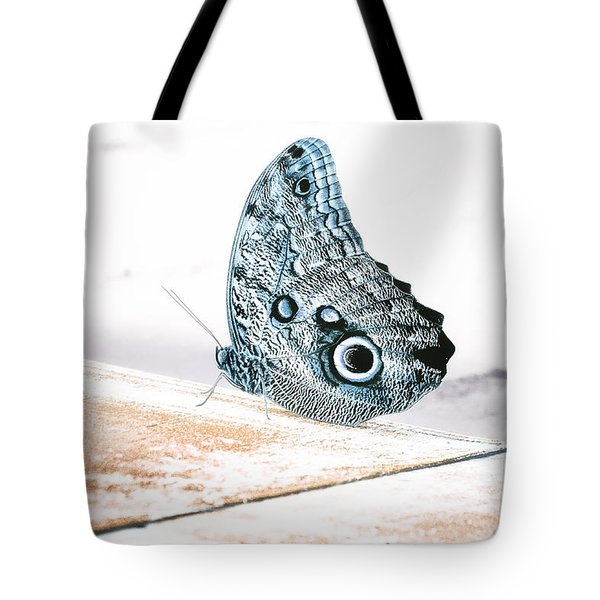 Blue Song Tote Bag