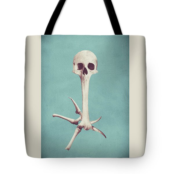 Blue Syzygy Tote Bag