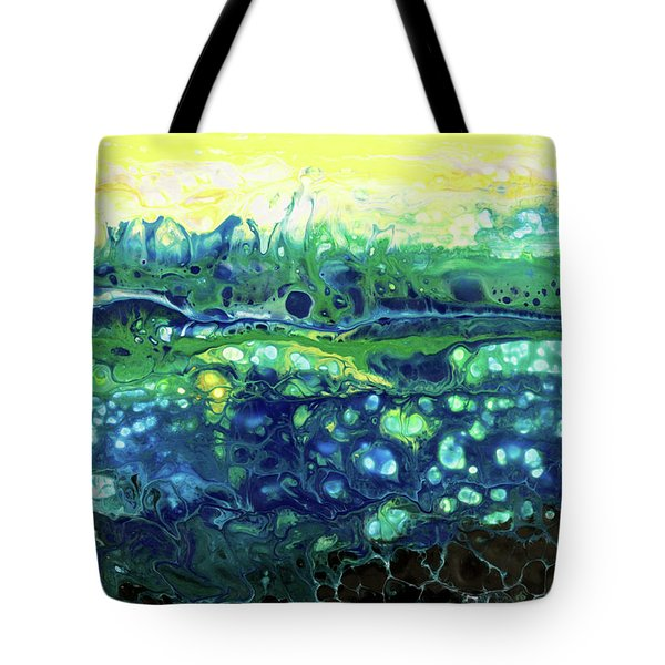 Blueberry Glen Tote Bag