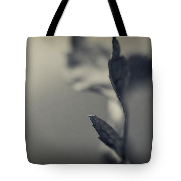 Blurred Lines Tote Bag