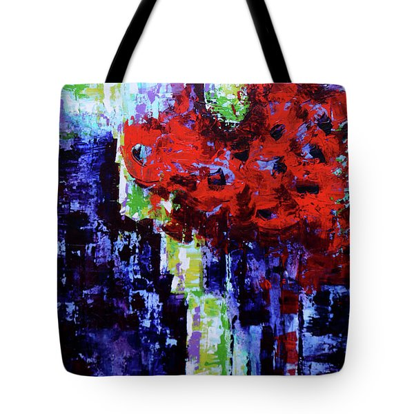Blurry Vision  Tote Bag