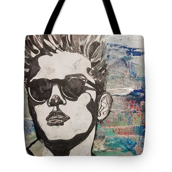 Just Like The Clouds Tote Bag