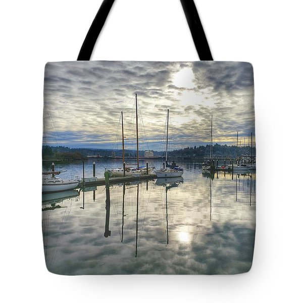 Boardwalk Bliss Tote Bag