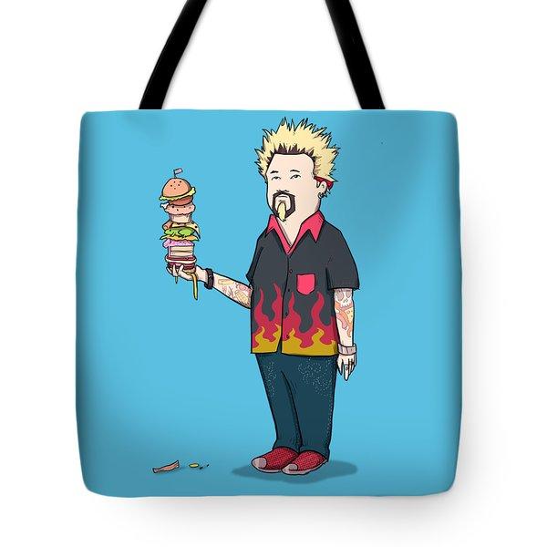Bobby Fieri  Tote Bag