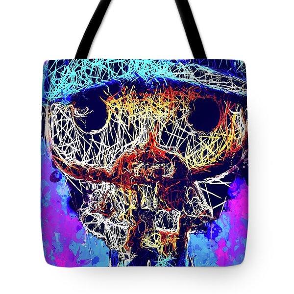 Bobby Supernatural Pop Tote Bag