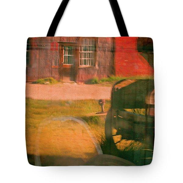 Bodie 4 Tote Bag