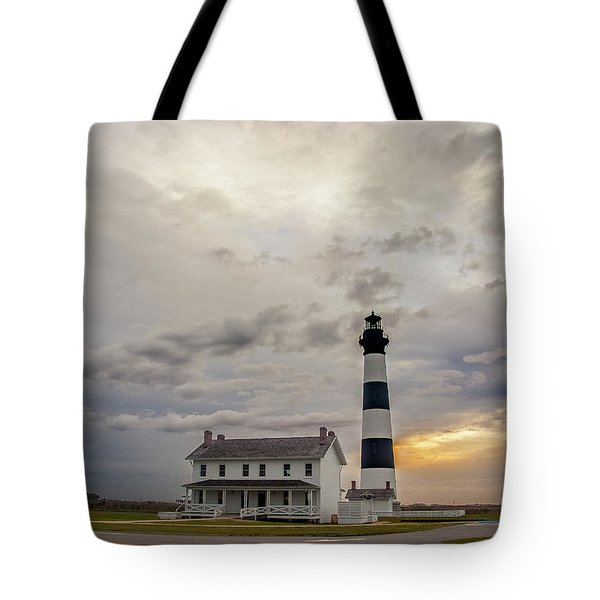 Bodie Island Lighthouse No. 2 Tote Bag