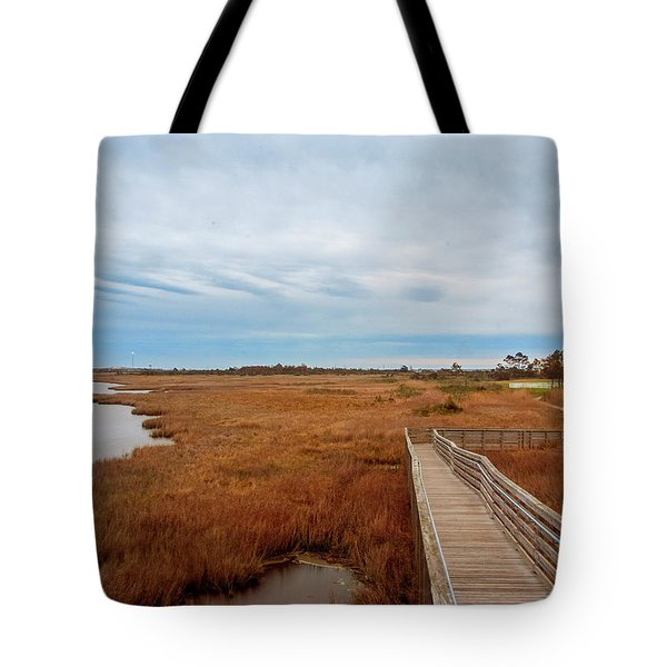 Bodie Island Lighthouse No. 3 Tote Bag