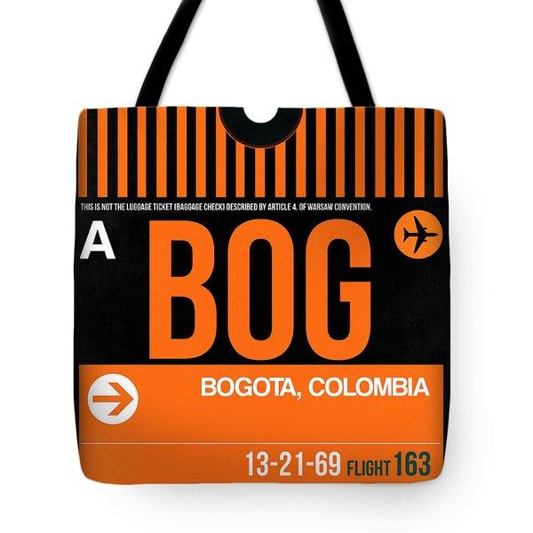 Bog Bogota Luggage Tag II Tote Bag