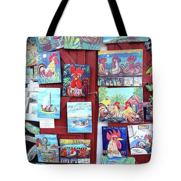 Bo's Arts Tote Bag