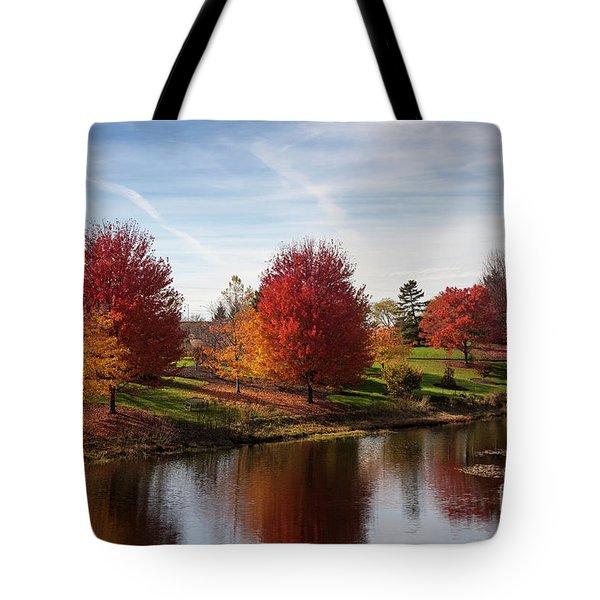 Botanic Gardens Tote Bag