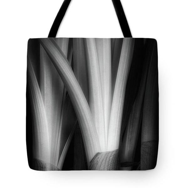 Botanical Abstract Tote Bag