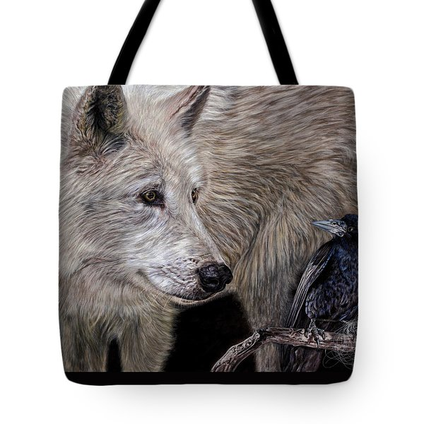 Bound By Fate Tote Bag