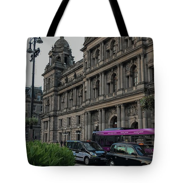 Bound For The Chambers Tote Bag