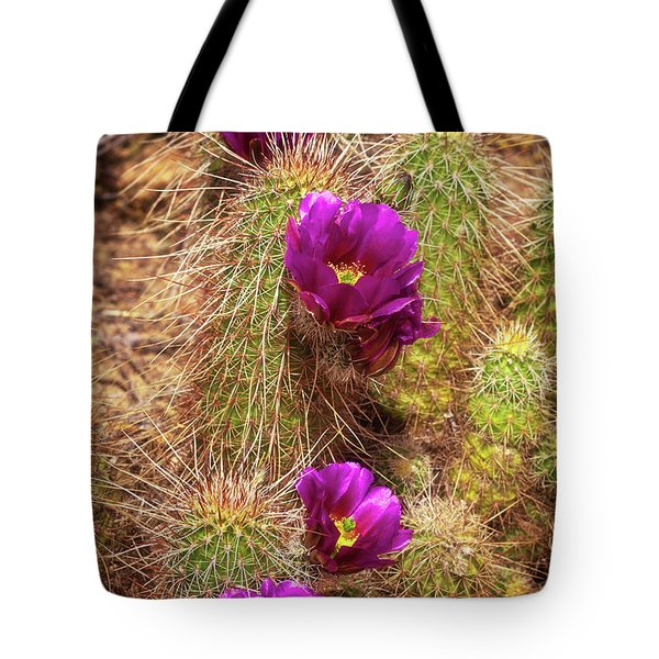 Tote Bag featuring the photograph Bouquet Of Beauty by Rick Furmanek