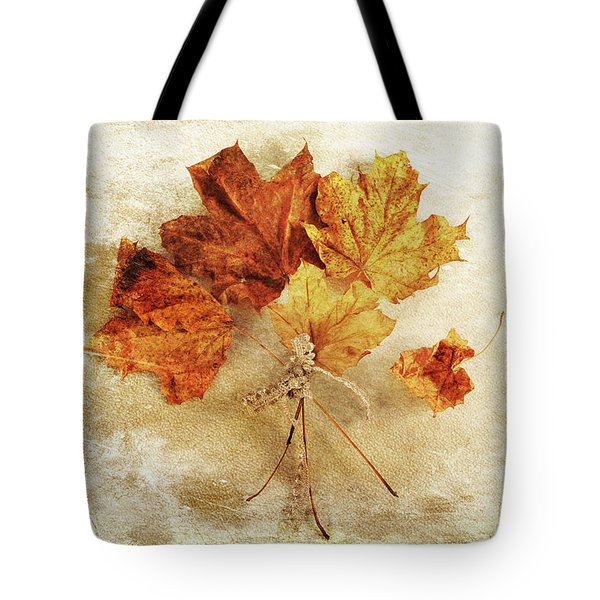 Tote Bag featuring the photograph Bouquet Of Memories by Randi Grace Nilsberg