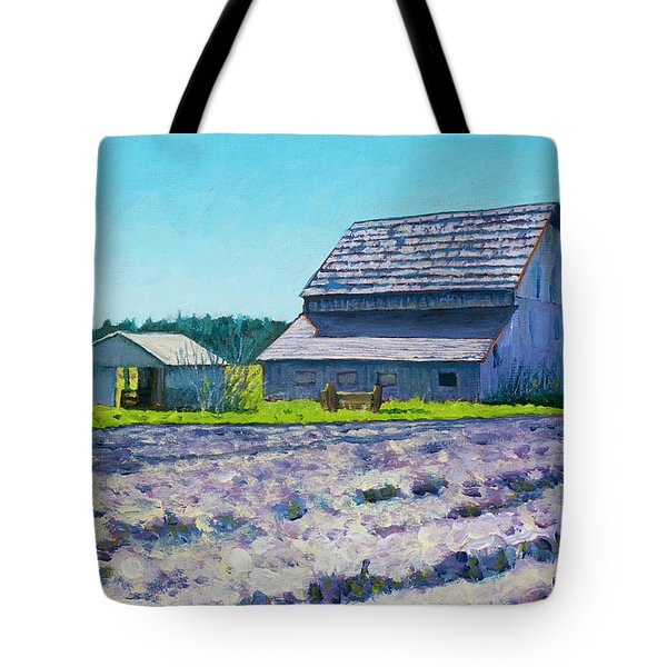 Boyer Barn Tote Bag