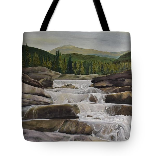 Bragg Creek Tote Bag